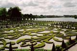 Upea puutarha Tanskassa