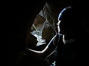 Tanja Vororotin luolassa